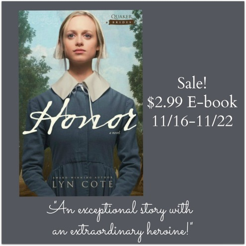 Honor- ebook sale