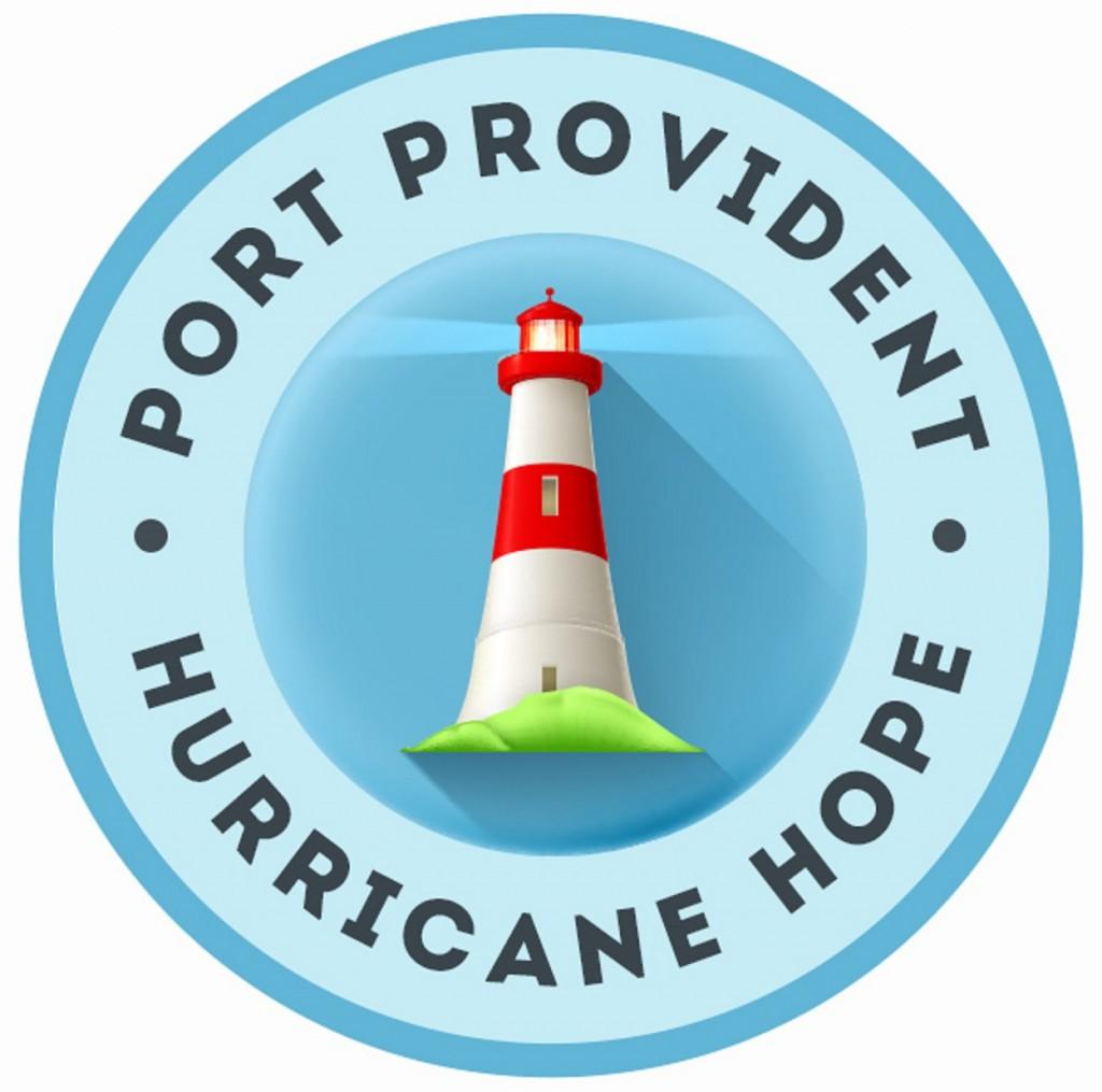 Port Provident Hurricane Hope Logo