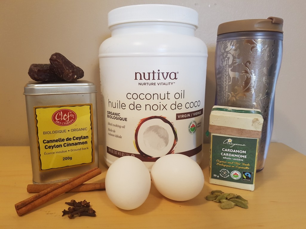 chai latte ingredients