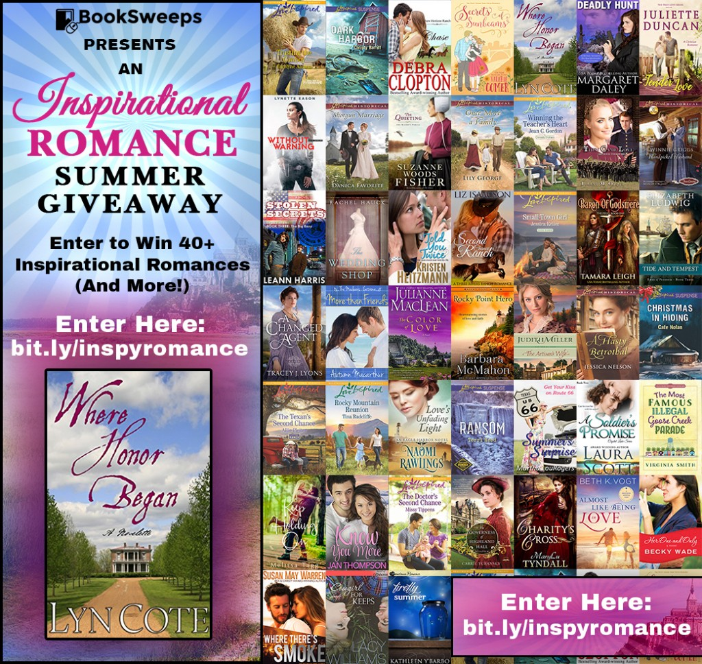 Inspirational Romance Sweepstakes