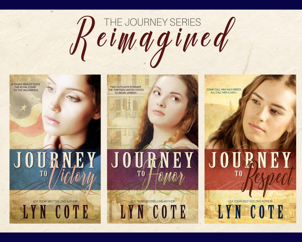 LYN COTE JOURNEY SERIES