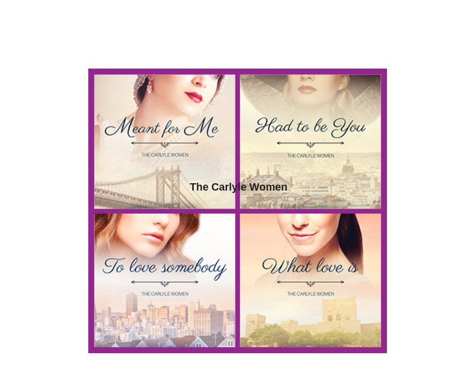 The Carlyle Women-titles featured