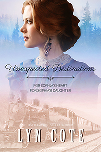 Unexpected Destinations: Boxed Set