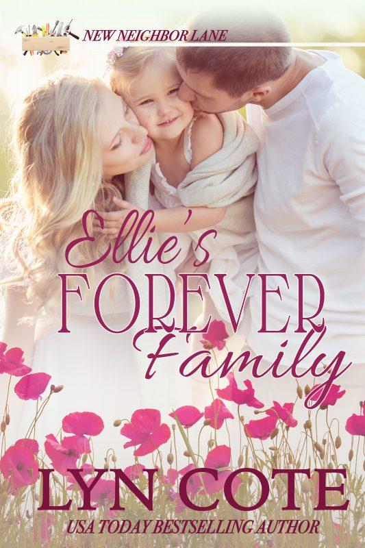 Ellie's Forever Family, Heartwarming Faithfilled Romance