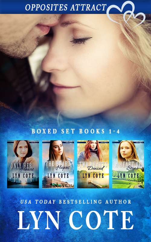 Opposites Attract, Special Collection, Books 1-4 Complete Series